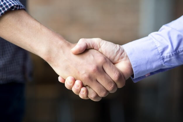 Handshake_Trust_Paw_Print_and_Mail