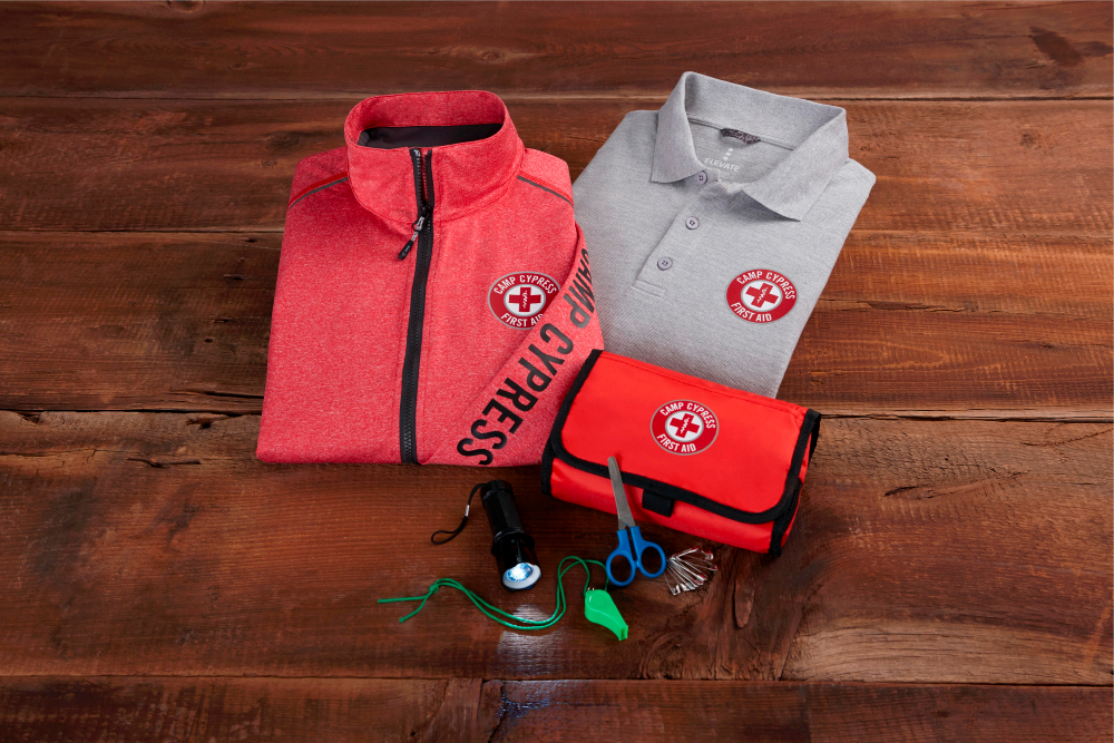 Safety related promotional items