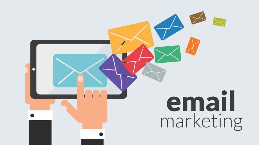 email marketing automation graphic