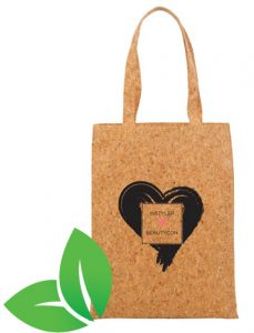 Eco-Friendly Promotional Product Cork Bag