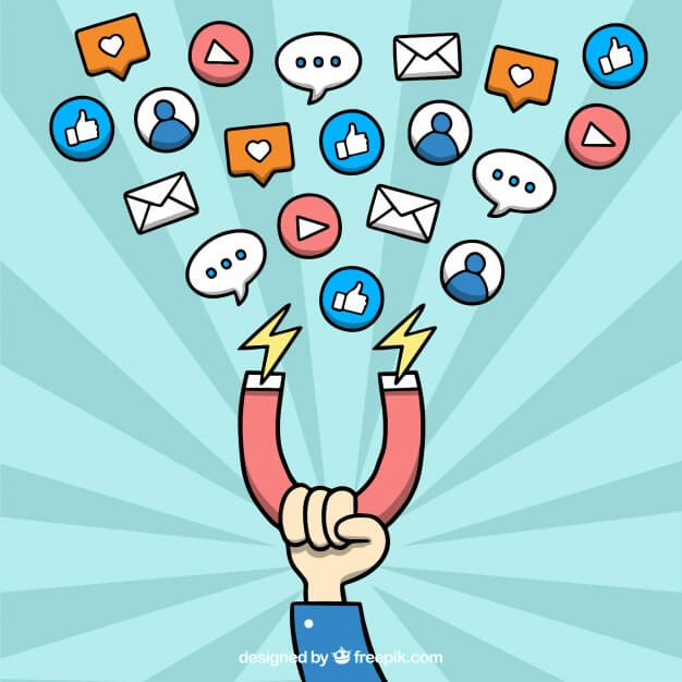 magnet attracting leads inbound marketing