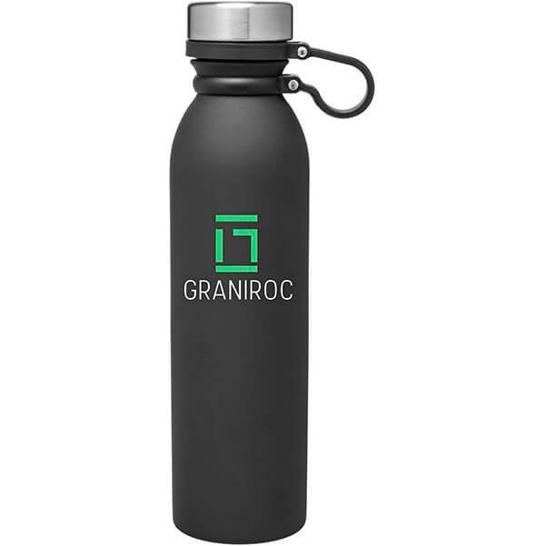 Branded waterbottle