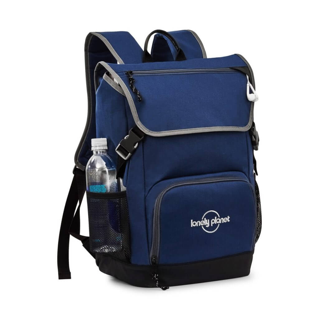 Logoed Backpack for hiking